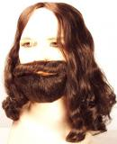 Biblical Wig and Beard Set (Discount)