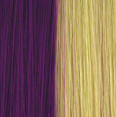 Purple-Blonde